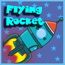 ACKOSMIC Flying Rocket Starter Pack Logo Image
