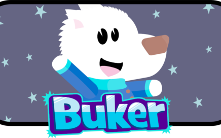 """Buker """"Galactic Hero"""" Game Promotional Picture. Download for Free"""