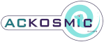 ACKOSMIC Games - Great Games Logo