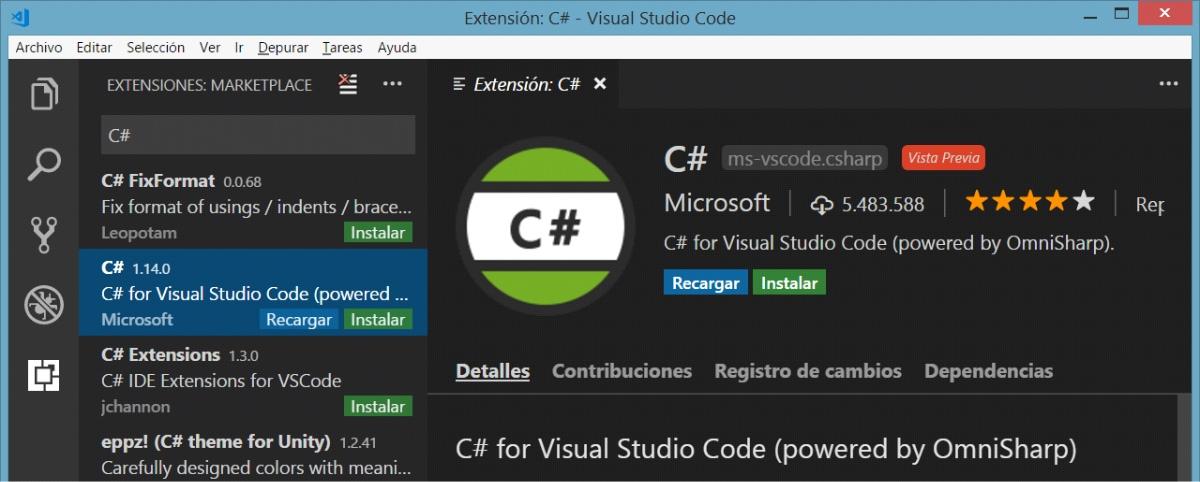 2  Installing Visual Studio Code for Unity - ACKOSMIC Games - Great